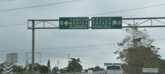 Road Trip: Mexico City to Merida