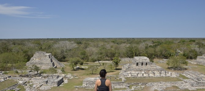 The Archaeological Site of Mayapan